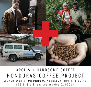 HONDURAS COFFEE PROJECT